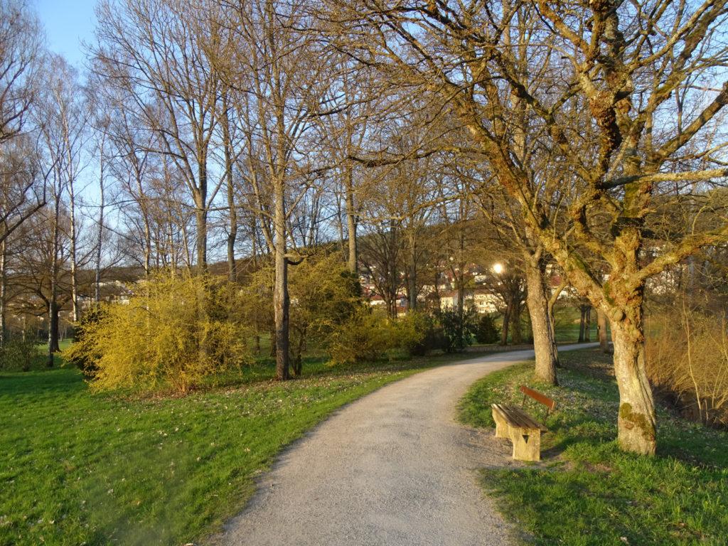 D-97708 Wandern in und um Bad Bocklet (3) - Pedestrial